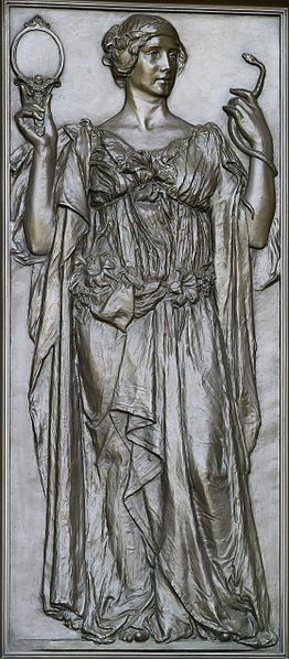 Aletheia, Greek goddess of truth.