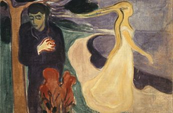 Edvard Munch, 1896, Separation