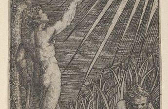 Marcantonio Raimondi, circa 1510-27,