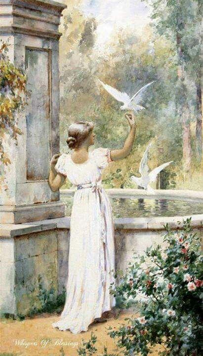 Alfred Glendening Jr., 1896, Her Pets.