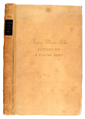 Cover of the 1934 edition of Letters to a Young Poet