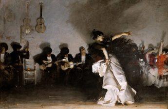 John Singer Sargent, 1882, El Jaleo