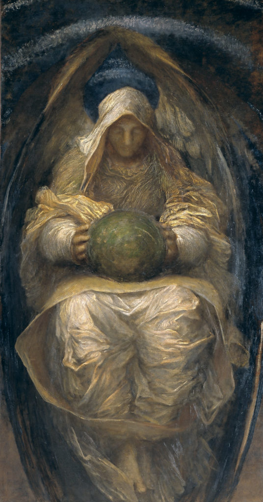George Frederic Watts, 1887, The All- Pervading