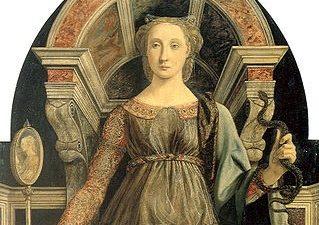 Piero del Pollaiolo, 1469/70, Prudence