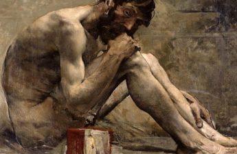 Jules Bastien-Lepage,1873, Diogenes