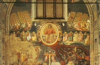 Giotto, 1304, The Last Judgement