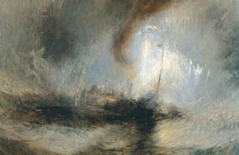 J. M. W. Turner, 1842, Snow Storm