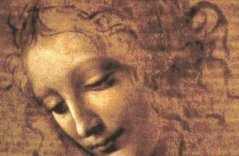 Leonardo da Vinci, La Scapigliata, 1506-1508